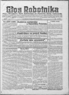 Głos Robotnika 1922, R. 3 nr 283