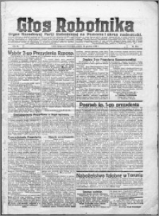 Głos Robotnika 1922, R. 3 nr 294