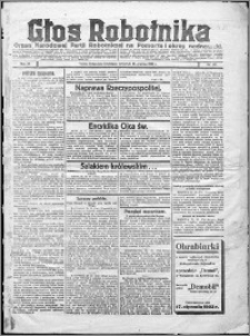 Głos Robotnika 1922, R. 3 nr 297
