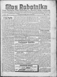 Głos Robotnika 1922, R. 3 nr 298