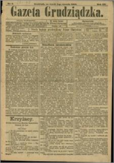 Gazeta Grudziądzka 1909.01.05 R.15 nr 2