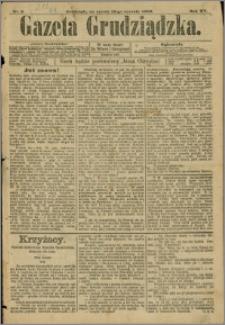 Gazeta Grudziądzka 1909.01.12 R.15 nr 5