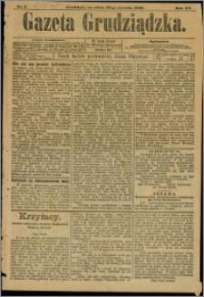Gazeta Grudziądzka 1909.01.16 R.15 nr 7