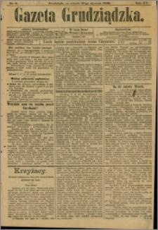 Gazeta Grudziądzka 1909.01.19 R.15 nr 8