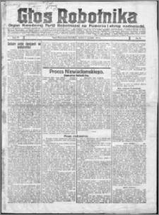 Głos Robotnika 1923, R. 4 nr 2