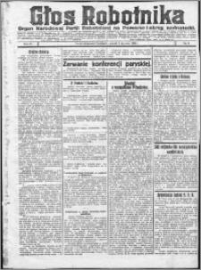 Głos Robotnika 1923, R. 4 nr 3