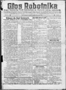 Głos Robotnika 1923, R. 4 nr 7