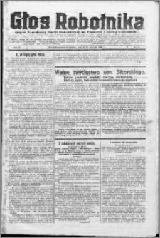Głos Robotnika 1923, R. 4 nr 11