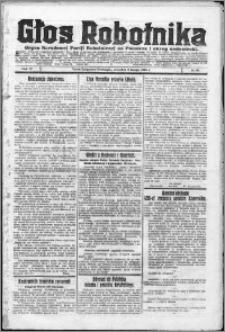 Głos Robotnika 1923, R. 4 nr 16