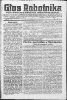 Głos Robotnika 1923, R. 4 nr 23