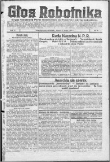 Głos Robotnika 1923, R. 4 nr 24