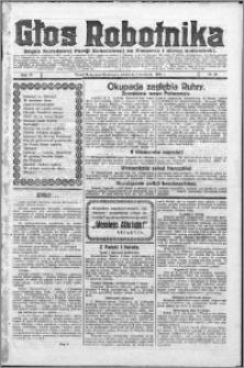 Głos Robotnika 1923, R. 4 nr 39