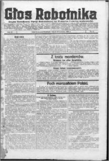 Głos Robotnika 1923, R. 4 nr 45