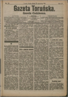 Gazeta Toruńska 1911, R. 47 nr 20