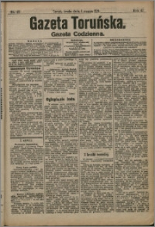 Gazeta Toruńska 1911, R. 47 nr 49