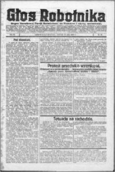 Głos Robotnika 1923, R. 4 nr 58