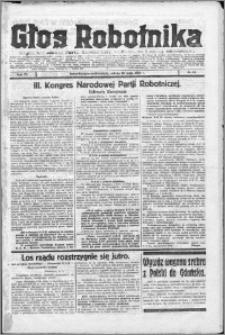 Głos Robotnika 1923, R. 4 nr 61