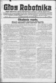 Głos Robotnika 1923, R. 4 nr 62