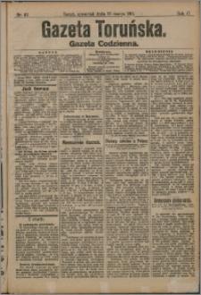 Gazeta Toruńska 1911, R. 47 nr 62