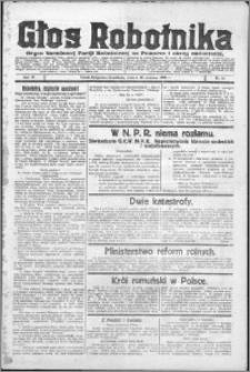 Głos Robotnika 1923, R. 4 nr 74