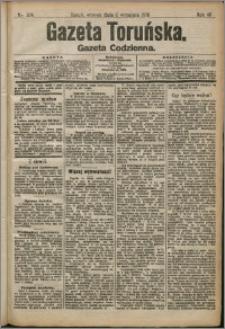 Gazeta Toruńska 1910, R. 46 nr 204