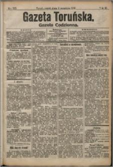 Gazeta Toruńska 1910, R. 46 nr 207