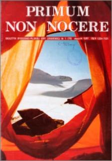 Primum Non Nocere 1997 nr 1