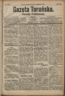 Gazeta Toruńska 1910, R. 46 nr 220