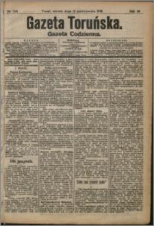 Gazeta Toruńska 1910, R. 46 nr 240
