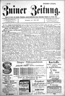Zniner Zeitung 1902.05.03 R.15 nr 36