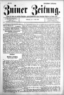 Zniner Zeitung 1902.05.07 R.15 nr 37