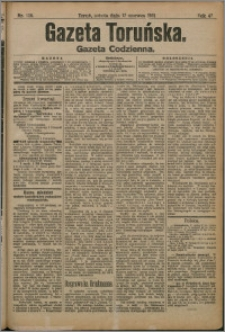 Gazeta Toruńska 1911, R. 47 nr 136