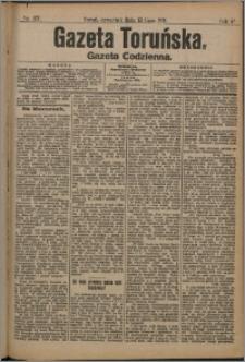 Gazeta Toruńska 1911, R. 47 nr 157