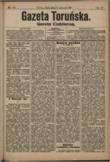 Gazeta Toruńska 1911, R. 47 nr 174