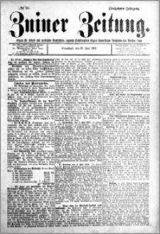 Zniner Zeitung 1902.06.28 R.15 nr 50