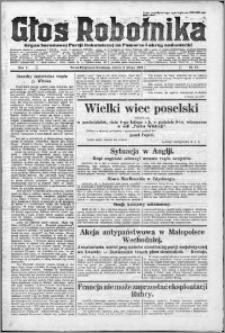 Głos Robotnika 1924, R. 5 nr 15