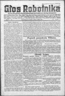 Głos Robotnika 1924, R. 5 nr 18