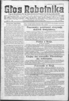 Głos Robotnika 1924, R. 5 nr 19