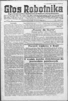 Głos Robotnika 1924, R. 5 nr 20