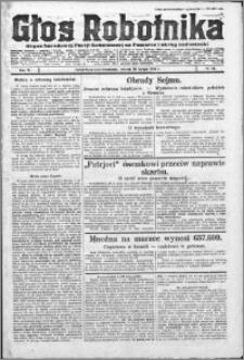 Głos Robotnika 1924, R. 5 nr 25