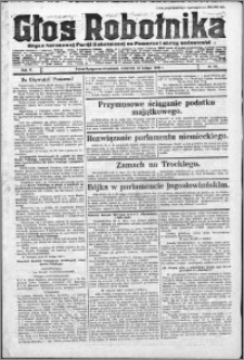 Głos Robotnika 1924, R. 5 nr 26