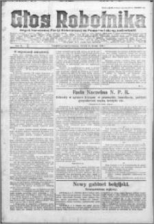 Głos Robotnika 1924, R. 5 nr 31