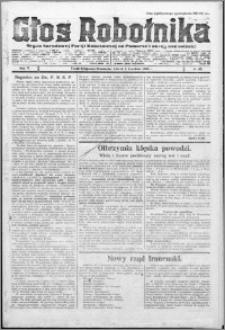 Głos Robotnika 1924, R. 5 nr 40
