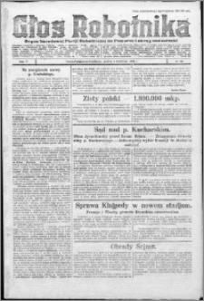 Głos Robotnika 1924, R. 5 nr 42