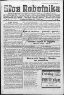 Głos Robotnika 1924, R. 5 nr 43