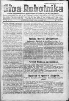 Głos Robotnika 1924, R. 5 nr 46