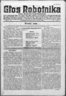 Głos Robotnika 1924, R. 5 nr 48