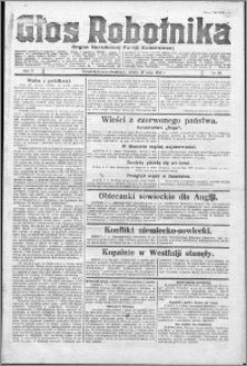 Głos Robotnika 1924, R. 5 nr 56