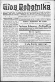 Głos Robotnika 1924, R. 5 nr 57