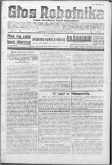 Głos Robotnika 1924, R. 5 nr 60